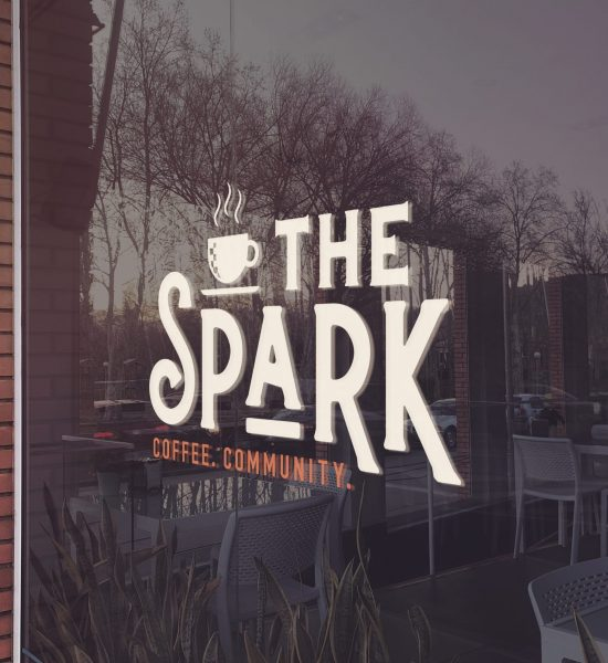 The Spark Glass Mockup cropped